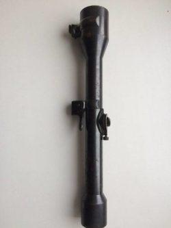 Zielfernrohr ZF39 Zielsechs x6 aus Wk2 fur Mauser