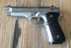 Beretta 92FS Inox (9x19mm)