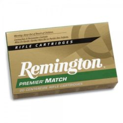 Remington .308Win Premier Match 168grs/10,9g