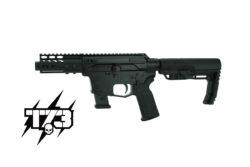 T73 TAC-45P Austria .45 ACP Black - 59,5cm