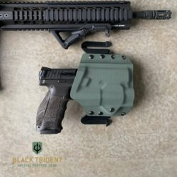 Raven Custom OWB Holster Series | von Black Trident