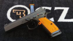 CZ 75 TACTICAL SPORT - ORANGE