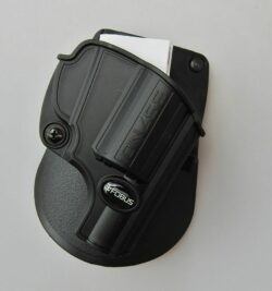 FOBUS HOLSTER 357ND Passive Retention Holster with Adjustment Screw For :Smith & Wesson most 5-shot J Frame .357 & .38 S&W special +P, not including shrouded barrels