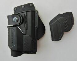 FOBUS RBT19 LS Bundle H&K P30L tactical holster + Flashlight & Laser protection units