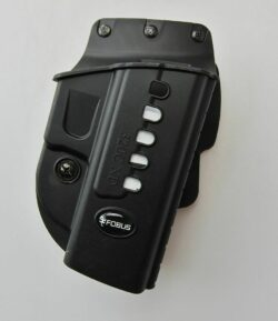 FOBUS 320C ND VARIO RT Passive Retention Holster with Adjustment Screw For :Sig/Sauer P320 Full Size & Compact - all calibers, P250 Compact