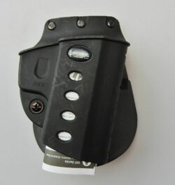 FOBUS BRV Passive Retention Holster with Adjustment Screw For :Taurus PT92; Beretta Vertec & Elite .40cal, 92A1, 96A1, 92FS, 92FS Compact, M9A3.