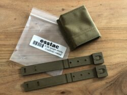 Magazintasche - Esstac KYWI 5.56 single shorty naked - coyote brown