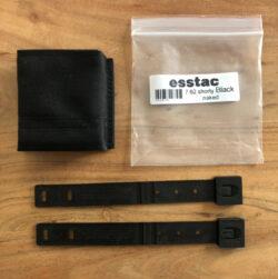 Magazintasche - Esstac KYWI 7.62 shorty naked - black