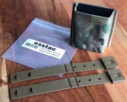 Magazintasche (Kydex/Stoff) - Esstac KYWI 5.56 shorty naked – Multicam