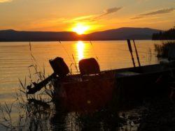 Fischen, Tschechien, Südböhmische Angelreviere