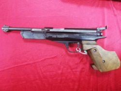 Feinwerkbau Match Pistole Mod. 80 Cal. 4.5/.177