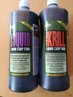 Dynamite Carp Food Liquid, 1l