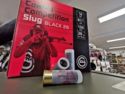 GECO Coated Competition Slug Black 26g - 12/67,5 - !! AKTION !!