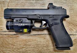 Glock 34 Gen. 5 MOS cal. 9x19 inkl. Zubehör