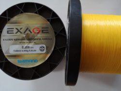 Shimano Exage Angelschnur, 0,20mm/0,35mm