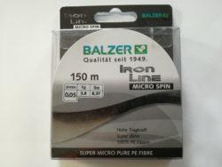 Balzer, 150m, 0,05mm/3,80kg