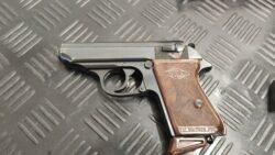 Manurhin PPK (Walther PPK) - 7,65
