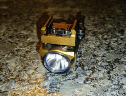 Olight - BaldR Mini desert tan - 600 Lumen