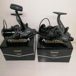 Anaconda Freilaufrollen, 14000, 2 Stück, NEU