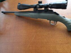 RUGER AMERICAN PREDATOR rifle. 308 inkl Zielfernrohr und Mündungsbremse