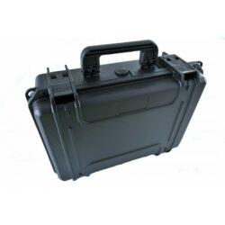 MAX® Hartschalen-Waffenkoffer Modell 430S (19 Liter) mit Schaumeinlage