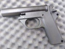 EU-Fertigung Leuchtpistole / Signalpistole Kaliber 4 (wie Heckler&Koch)