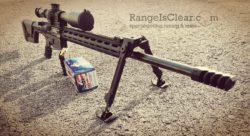 "!! Ready to Shoot Set !! DAR-10 LRS Advanced 6.5 Creedmoor 26"" inkl. Kahles K624i"
