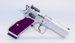 M-Arms Monarch 1 Griffschalen für Tanfoglio Small Frame (diverse Farben)