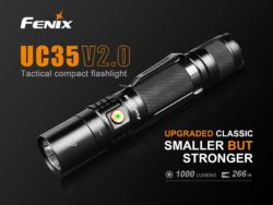 Fenix UC35 V2.0 inkl. Akku