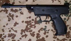 UMAREX Luftpistole Perfecta S3 4,5mm