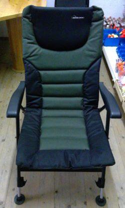 Jenzi GROUND CONTACT Deluxe Stuhl mit Armlehnen