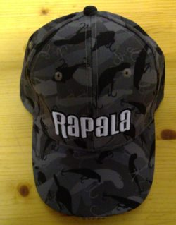 Rapala Camo Cap mit LEDs