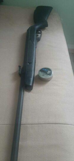 Gamo Black Bear Luftgewehr Kal. 4,5 mm schwarz
