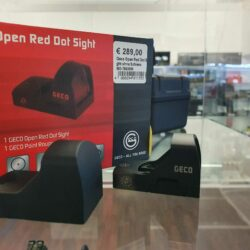 Geco Red Dot - € 289,-