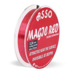 Asso Magic Red Mono 0,32mm/9,40kg