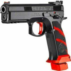 CZ75 SP01 ProTun Rot - € 1.599,-