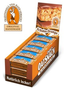 ENERGYOATSNACK SCHOKO-ORANGE