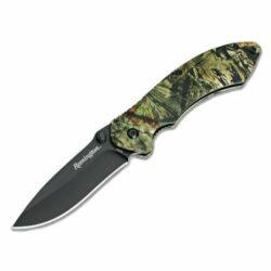 Remington Einhand Taschenmesser mit Öffnungshilfe Mossy Oak Blaze Camo