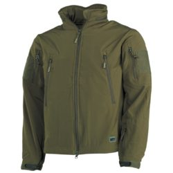 "Softshell Jacke ""Scorpion"" Oliv"