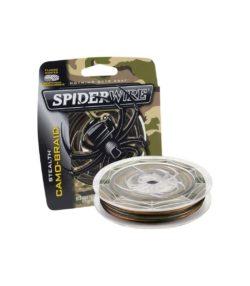 SpiderWire Stealth Smooth 8 Camo, 0,40mm/49,2kg, 240m