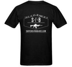 Sapiens Para Bellum Merchandise SPB SHIRT