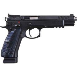 CZ 75 Taipan 9x19 SAO Pro Tuning