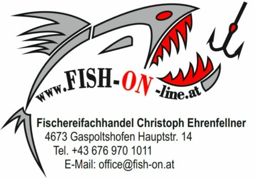 FISH-ON   Fischereifachhandel